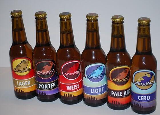 Diseño de etiquetas para cervezas artesanales, Viña del mar